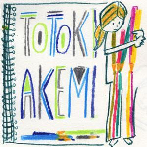 TOTOKI AKEMIロゴ