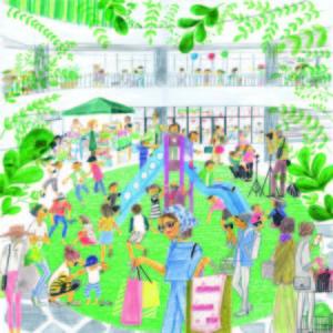 木の葉モール2016春/5回目の誕生祭/メインビジュアル